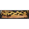 Tronchetto di crostata di marmellata