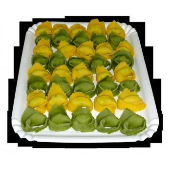 Tortelloni bicolore